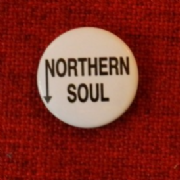 Northern Soul Badge